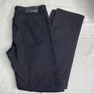 KAYDEN. K CALIFORNIA straight leg jeans 32x30